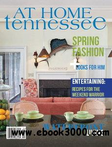 At Home Tennessee Magazine April 2011 free download