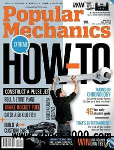 Popular Mechanics South Africa - May 2011 free download