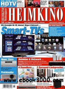 Heimkino Magazin Mai-Juni No 05-06 2011 (Repost) free download