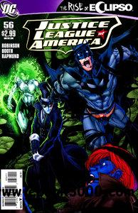 Justice League of America #56 (2011) free download