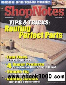 ShopNotes Issue #117 (May - June 2011) free download