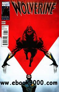 Wolverine #8 (2011) free download