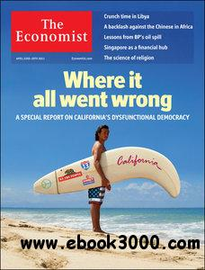 The Economist Audio Edition - April 23rd 2011 free download