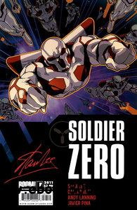 Stan Lee's Soldier Zero #7 (2011) free download