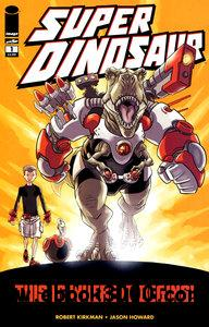 Super Dinosaur #1 (2011) free download
