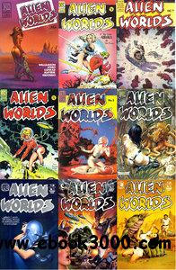 Alien Worlds #1-9 free download