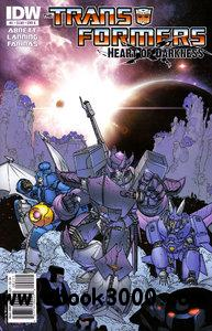 Transformers - Heart of Darkness #2 (of 4) (2011) free download