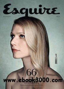 Esquire Russia - May 2011 free download