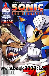 Sonic the Hedgehog #223 (2011) free download