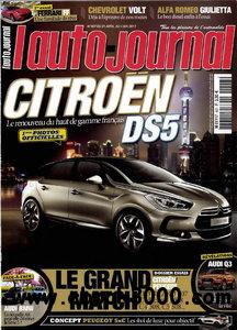 L'Auto Journal No.827 (21 Avril au 04 Mai 2011) free download