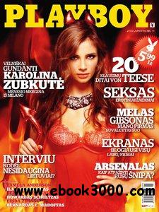 Playboy Lithuania C November 2010 free download