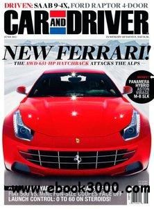 Car and Driver - June 2011 free download