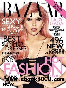 Harper's Bazaar US - May / 2011 free download