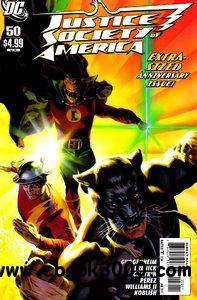 Justice Society of America #50 (2011) free download