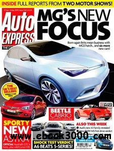 Auto Express - 27 April 2011 free download