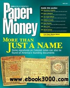 Paper Money - May 2011 free download