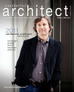 Residential Architect Magazine March/April 2011 free download