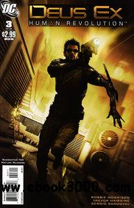 Deus Ex #3 (of 06) (2011) free download