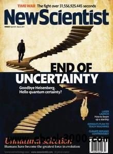 New Scientist - 30 April 2011 free download