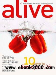 Alive Magazine - May 2011 free download