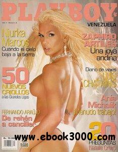 Playboy Venezuela - April 2007 free download
