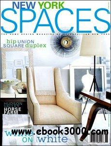 New York Spaces - May/June 2011 free download