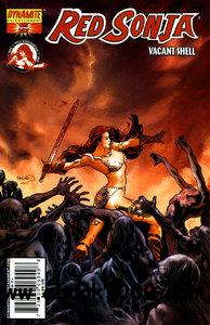 Red Sonja: Vacant Shell [one-shot] free download