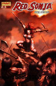 Red Sonja: Sonja Goes East [one-shot] free download