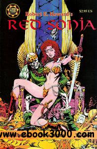 Red Sonja: Death in Scarlet [one-shot] free download