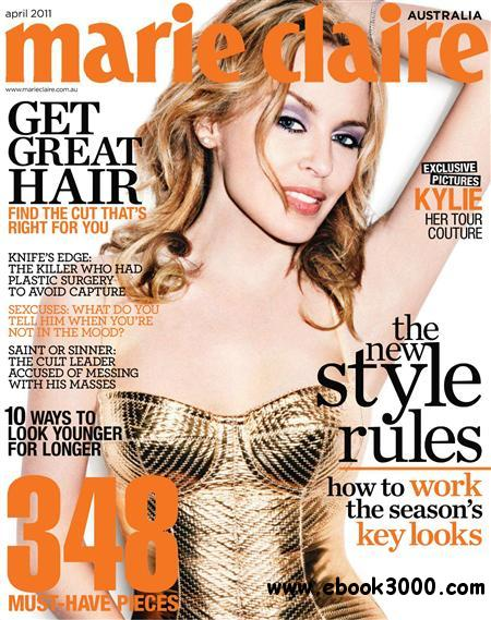 Marie Claire - April 2011 / Australia free download