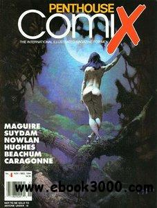 Penthouse ComiX - November/December 1994 free download