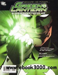 Green Lantern Super Spectacular #1 (2011) free download