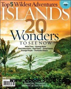 Islands - June 2011 free download