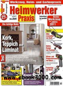 Heimwerker Praxis Magazin Mai Juni No 03 2011 free download