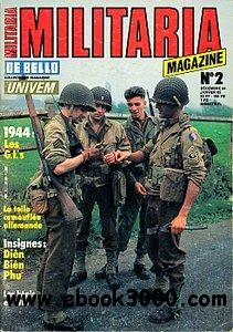 Armes Militaria Magazine No 2 (December 1984) free download