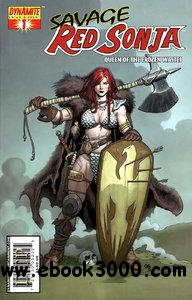 Savage Red Sonja: Queen of the Frozen Wastes #1-4 [complete] free download