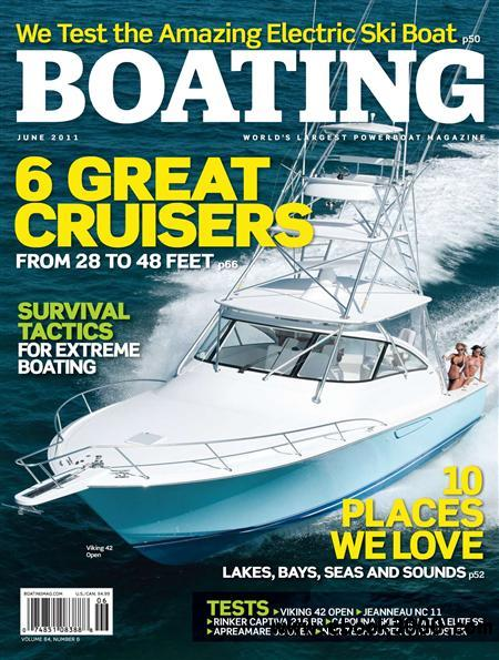 Boating - June 2011 free download