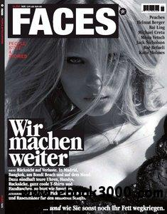 Faces - May 2009 free download