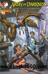 Army Of Darkness: Shop Till You Drop Dead #1-4 [complete] free download