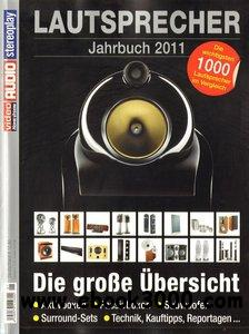 Stereoplay Audio Video Homevision Lautsprecher Jahrbuch 2011 free download