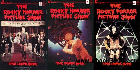 Rocky Horror Picture Show: The Comic Book #1-3 free download