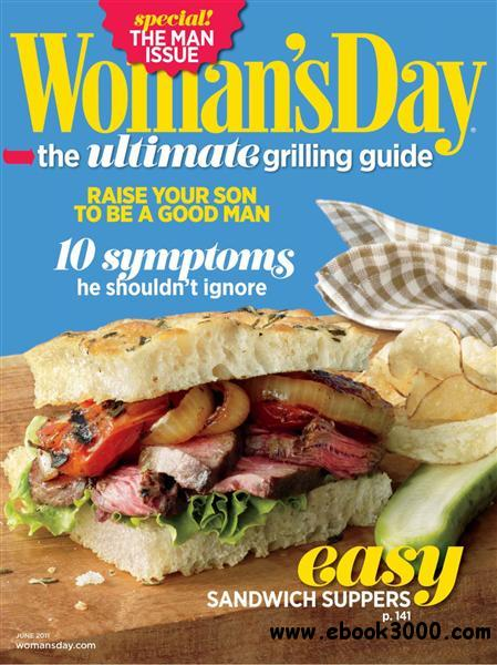 Woman's Day - June 2011 free download