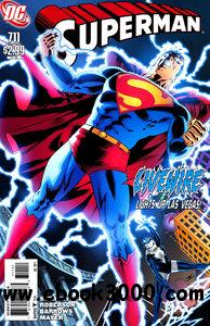 Superman #711 (2011) free download