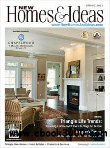 New Homes and Ideas - Spring 2011 free download