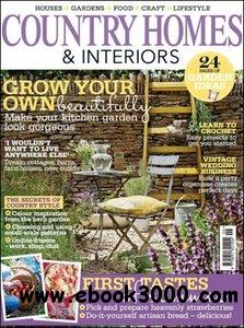 Country Homes and Interiors - June 2011 free download