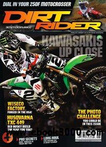 Dirt Rider - June 2011 free download