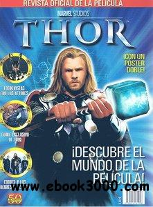 Thor - Revista Oficial de la Pelicula free download