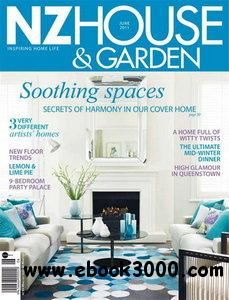 New Zealand House & Garden (June 2011) free download