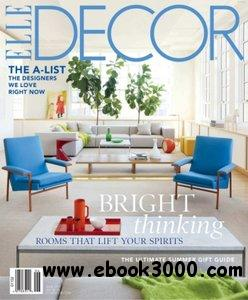 ELLE Decor - June 2011 free download