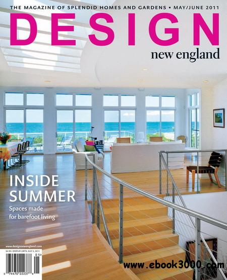 Design New England Magazine - May/June 2011 free download